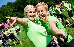 5km and 10km running race for women 12th DM Tek za zenske, on May 27, 2017 in Tivoli, Ljubljana, Slovenia.Photo by Vid Ponikvar / Sportida
