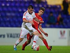 151120 Liverpool U21 v Benfica U21
