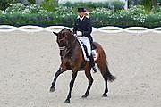 Andreas Helgstrand - Marron<br /> World Equestrian Festival CHIO Aachen 2011<br /> © DigiShots