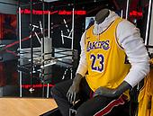 Oct 2, 2018-NBA-Nike LeBron 16