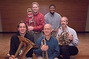 Ohio Brass Photo: Group Portrait Music 9/28/06