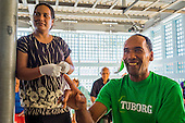Tonga 2015 - Fred Hollows Foundation NZ outreach April 2015