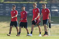 USA Men's National Team Training Session - 19 January 2018