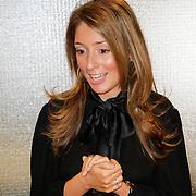 NLD/Amsterdam/20120905 - Lancering sieradenlijn Gassan Diamonds en Danie Bles gepresenteerd aan Sylvie van der Vaart, Deborah Leeser
