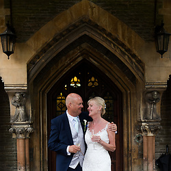 Tracy and Chris - Insole Court Cardiff wedding photography