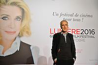 Bruno Coulais<br /> Lyon 8 oct 2016 - Festival Lumi&egrave;re 2016 - C&eacute;r&eacute;monie d&rsquo;Ouverture<br /> 8th Film Festival Lumiere In Lyon : Opening Ceremony