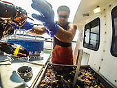 Lobster Fishing - Deer Isle, Maine