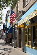Svea Restaurant i Andersonville, Chicago, Illinois, USA<br /> <br /> Foto: Christina Sj&ouml;gren