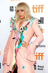 September 8, 2017 - Toronto, Ontario, Canada - Lady Gaga attending the 'Gaga: Five Foot Two' premiere during the 42nd Toronto International Film Festival at Princess Of Wales Theatre on September 08, 2017 in Toronto, Canada (Credit Image: © Future-Image via ZUMA Press)