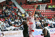 pallacanestro Basketball Champions League<br /> 2016 2017<br /> Palawhirlpool<br /> Varese Openjobmetis vs Asvel : 004 ALEKSA AVRAMOVIC