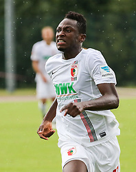 26.07.2015, Prien am Chiemsee, GER, Testspiel, FC Augsburg vs Norwich City, im Bild Abdul Rahman Baba (FC Augsburg #17) in Aktion, // during the International Friendly Football Match between FC Augsburg and Norwich City in Prien am Chiemsee, Germany on 2015/07/26. EXPA Pictures © 2015, PhotoCredit: EXPA/ Eibner-Pressefoto/ Krieger<br /> <br /> *****ATTENTION - OUT of GER*****