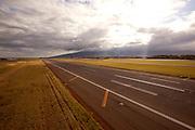 Kahului Airport, Maui, Hawaii