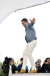 Antonio Banderas attending the Pain and Glory Photocall during the 72nd Cannes Film Festival, Festival des Palais