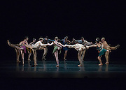 "Twyla Tharp 50 Anniversary Tour: ""Preludes and Fugues."""
