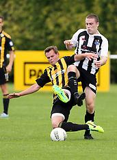 Napier - ASB Prem Preseason - HB United v Team Wellington