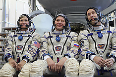 Russia: Peggy Whitson Third Trip To Space Breaks NASA Record, 27 Oct. 2016
