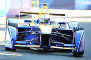 Renault E.Dams driver, Nico Prost during Round 9 of Formula E, Battersea Park, London, United Kingdom on 2 July 2016. Photo by Matthew Redman.