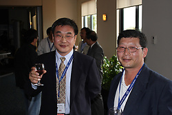 AO Week, Delegates enjoying a drink at the AOFSRR Reception