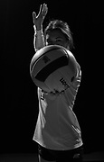 UCLA Athletics - UCLA Women's Volleyball 2016 Media Day Portrait, UCLA, Los Angeles, CA.<br /> April 27th, 2016<br /> Copyright  Don Liebig/ASUCLA<br /> Muno_Zana_45.tif