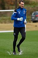 Club Brugge Training Session - 08 January 2018