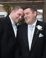Ben & Dom's  Wedding