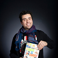 Abdel Alaoui At The Paris Cookbook Festival Br Photographed 2nd March 2012