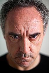 Barcelona,Catalunya,Spain<br /> Ferran Adria,chef.<br /> &copy;Carmen Secanella