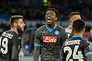 Napoli v Legia Warsaw - Europa League - 10/12/2015