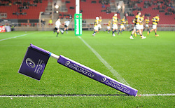 European rugby at Ashton Gate Stadium - Mandatory by-line: Paul Knight/JMP - 14/10/2016 - RUGBY - Ashton Gate Stadium - Bristol, England - Bristol Rugby v Cardiff Blues - European Challenge Cup