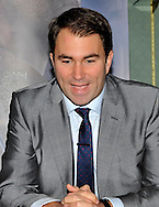 Picture by Alan Stanford/Focus Images Ltd +44 7915 056117<br /> 10/10/2013<br /> Promoter Eddie Hearn pictured during a press conference at Trinity House, London.