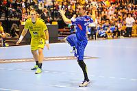 Michael Guigou - 11.03.2015 - Tremblay / Montpellier - 18eme Journee de Division 1 <br /> Photo : Anthony Dibon / Icon Sport