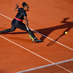 Serena Williams of USA during Day 7 of the French Open 2018 on June 2, 2018 in Paris, France. (Photo by Dave Winter/Icon Sport)