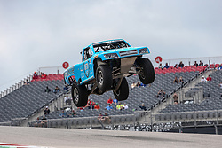 March 23, 2019 - Austin, Texas, U.S - Super Trucks in action during the Super truck practice round at the Circuit of the Americas racetrack in Austin,Texas. (Credit Image: © Dan Wozniak/ZUMA Wire)