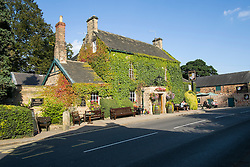 The Rockingham Arms public house Wentworth<br />  10 September 2015<br />  Image © Paul David Drabble <br />  www.pauldaviddrabble.co.uk