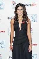 Shelley Rudman, British Olympic Ball, Dorchester (Opal Room), London UK, 30 October 2013, Photo by Raimondas Kazenas