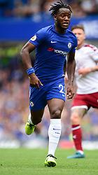Michy Batshuayi of Chelsea - Mandatory by-line: Alex James/JMP - 12/08/2017 - FOOTBALL - Stamford Bridge - London, England - Chelsea v Burnley - Premier League