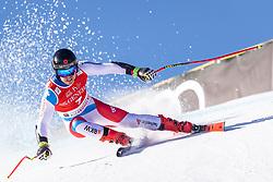 24.01.2020, Streif, Kitzbühel, AUT, FIS Weltcup Ski Alpin, SuperG, Herren, im Bild Mauro Caviezel (SUI) // Mauro Caviezel of Switzerland in action during his run for the men's SuperG of FIS Ski Alpine World Cup at the Streif in Kitzbühel, Austria on 2020/01/24. EXPA Pictures © 2020, PhotoCredit: EXPA/ Johann Groder