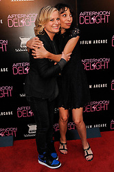19.08.2013, ArcLight Hollywood, Hollywood, USA, Filmpremiere, Afternoon delight, im Bild Actresses Amy Poehler and Illeana Douglas // during photocall for the movie Rush at the Villa Magna Hotel, Madrid, Spain on 2013/08/19. EXPA Pictures © 2013, PhotoCredit: EXPA/ Newspix/ MediaPunch Inc<br /> <br /> ***** ATTENTION - for AUT, SLO, CRO, SRB, BIH, TUR, SUI and SWE only *****