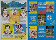 All Ireland Senior Hurling Championship Final, .06.09.1987, 09.06.1987, 6th September 1987, .Kilkenny v Galway, .Galway 1-12, Kilkenny 0-9,.06091987AISHCF, .Senior Kilkenny v Galway,.Minor Tipperary v Offaly,