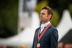 Bastings Remy, NED<br /> Nederlands Kampioenschap Dressuur <br /> Ermelo 2017<br /> © Dirk Caremans<br /> 15/07/17