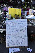 Photos of meditation of the attacks of 13 11 2015 in Paris to claim by DAECH. Photos de recueillement des attentats du 13 11 2015 à Paris revendiquer par DAECH.