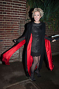 ELIZABETH ESTEVE, Fundraising Gala for the Zeitz foundation and Zoological Society of London hosted by Usain Bolt. . London Zoo. Regent's Park. London. 22 November 2012.