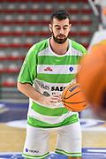 Lorenzo Bucarelli<br /> Banco di Sardegna Dinamo Sassari - Baxi Manresa<br /> FIBA Basketball Champions League BCL 2019-2020<br /> Sassari, 03/12/2019<br /> Foto L.Canu / Ciamillo-Castoria