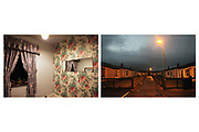 Isle of Lewis type prefab - Stornoway - UK - 2012