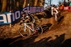 MEEUSEN Tom (BEL) during the Men Elite race, UCI Cyclo-cross World Cup #8 at Hoogerheide, Noord-Brabant, The Netherlands, 22 January 2017. Photo by Pim Nijland / PelotonPhotos.com | All photos usage must carry mandatory copyright credit (Peloton Photos | Pim Nijland)