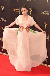 Rowan Blanchard bei der Ankunft zur Verleihung der Creative Arts Emmy Awards in Los Angeles / 110916 <br /> <br /> *** Arrivals at the Creative Arts Emmy Awards in Los Angeles, September 11, 2016 ***