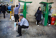Tehran, Iran on June 11, 2014.<br /> (Photo by Kuni Takahashi)