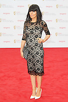 Claudia Winkleman, Arqiva British Academy Television Awards, Royal Festival Hall London UK, 12 may 2013, (Photo by Richard Goldschmidt)