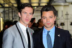 Dan Stevens & Dominic Cooper during 'Summer In February' Gala Screening<br /> London, United Kingdom<br /> Monday, 10th June 2013<br /> Picture by Chris  Joseph / i-Images