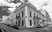 Yellow corner building by Cristo Street